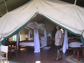 special tented camps