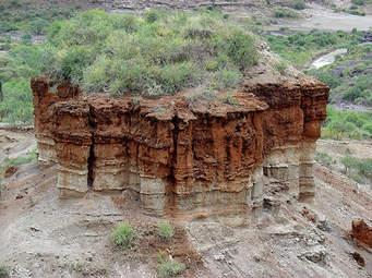 Oldupai Gorge