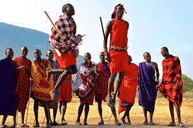 Masai Dance